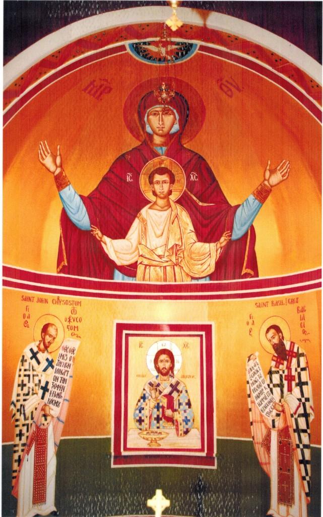 Altar Paint